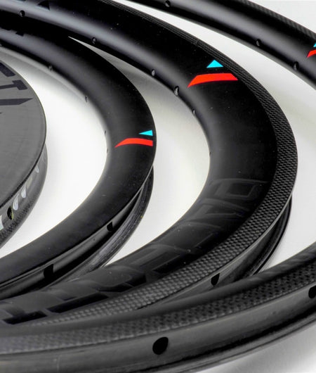 Carbon rims-road