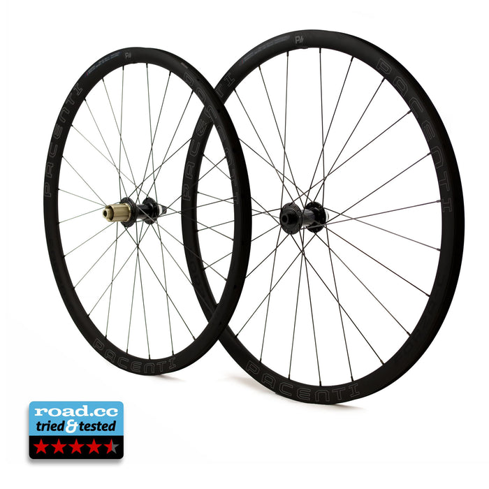 FORZA-C 30MM DISC CLINCHER WHEELS 700C SHIMANO
