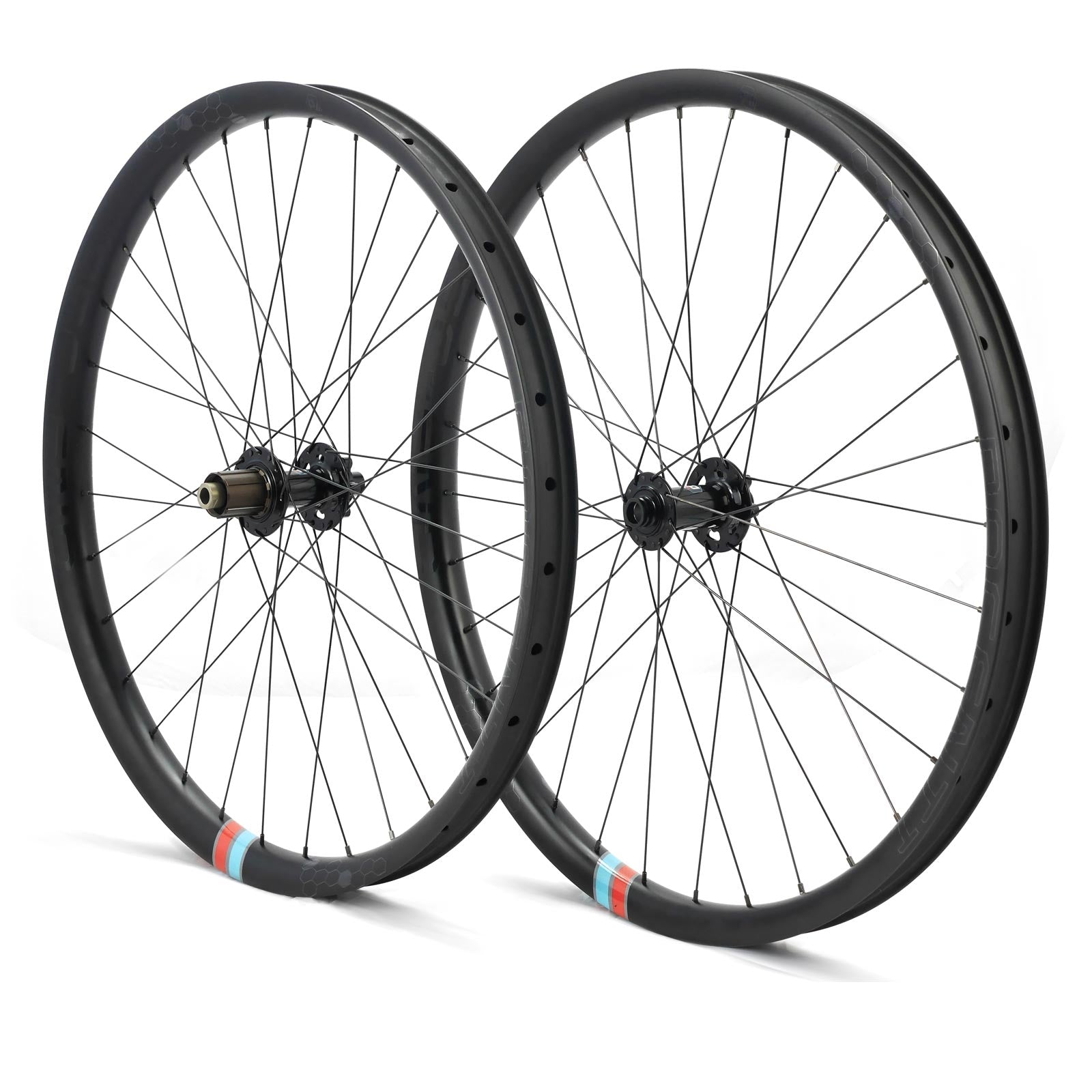"I35-End CARBON Wheelset 29"" BOOST 6-Bolt"