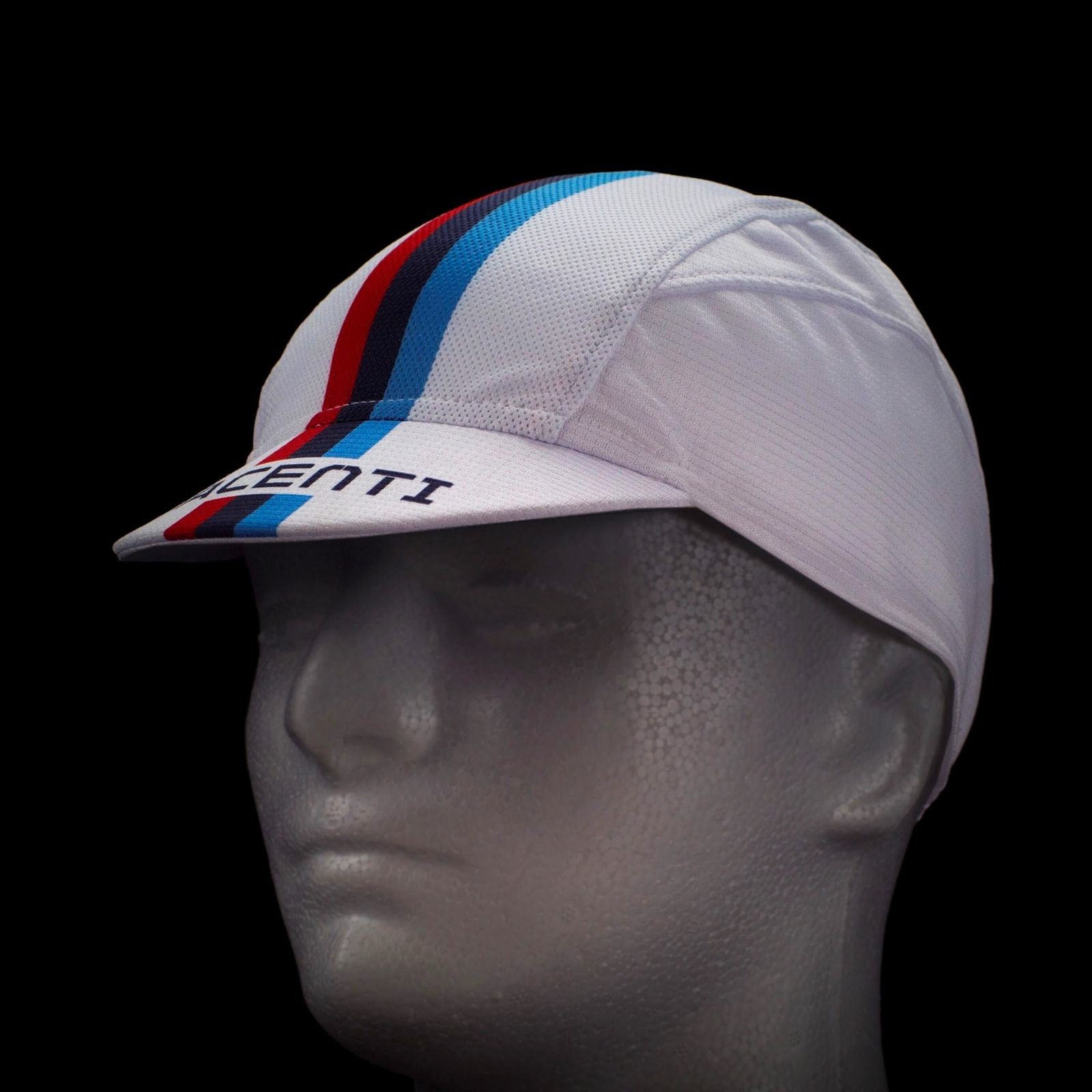 Pacenti cap lightweight white l/xl