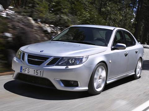 2003-2010 SAAB 9 3 FWD SEPARATE STYLE REAR