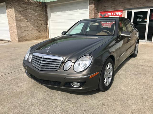 2002-2009 MERCEDES E CLASS W211 RWD SEPARATE STYLE REAR