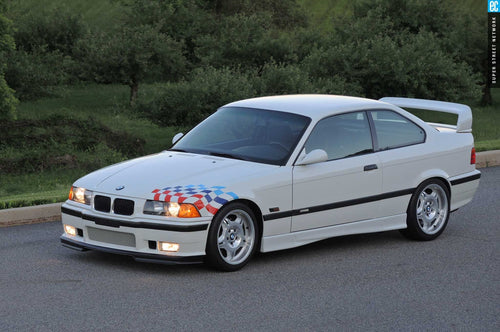 1995-1999 BMW M3 E36 SEPARATE STYLE REAR