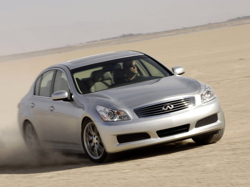 2003-2006 INFINITI G35 SEDAN V35 TRUE STYLE REAR