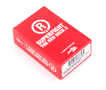 Superfight: The Red Deck 2