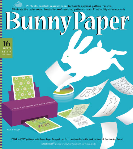 Bunny Paper 16 Sheet Package