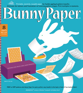 Bunny Paper 8 Sheet Package