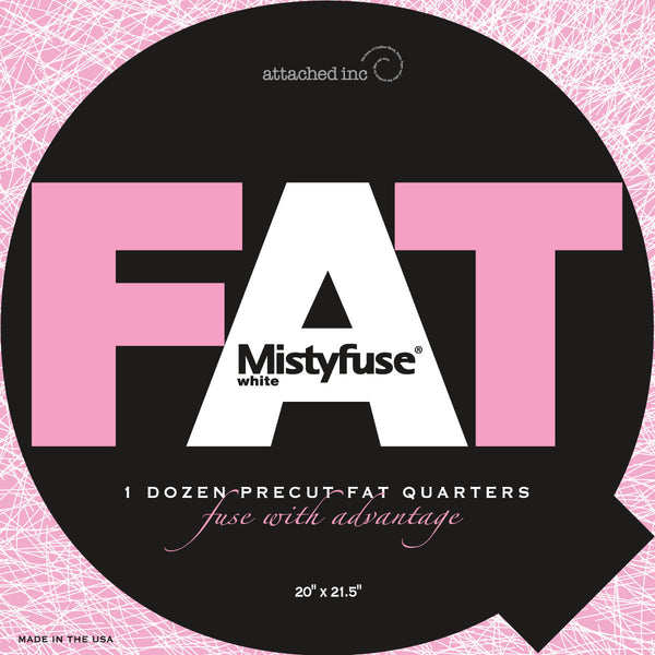 Mistyfuse Fat Quarters