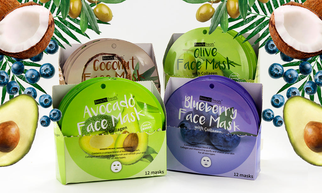 Beauty Treats masks