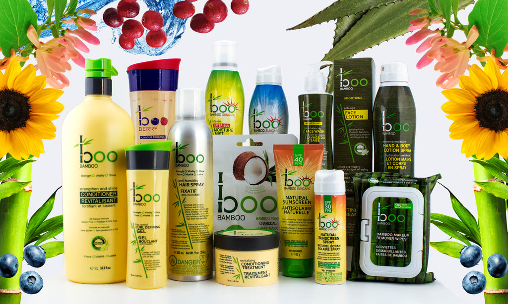 Boo Bamboo products collection