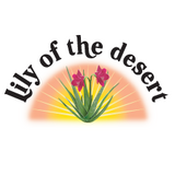 Lily of the desert logo