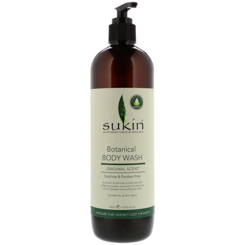 Botanical Body Wash - Original Scent