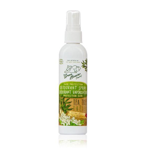 Tea Tree Deodorant Stick/Spray
