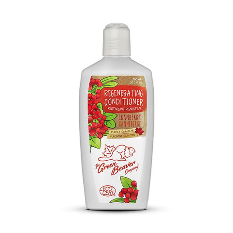 Cranberry Regenerating Conditioner - Camomile Beauty - Green Natural Cruelty-free Beauty Shop