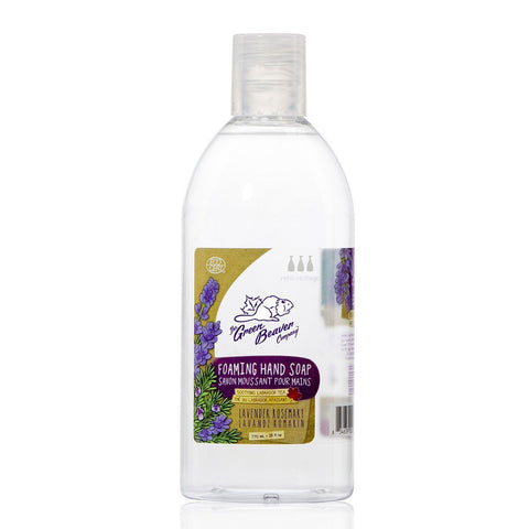 Foaming Hand Wash - Lavender Rosemary