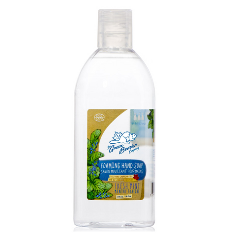 Foaming Hand Wash - Fresh mint