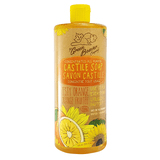 Sunflower Liquid Soap  Zesty Orange