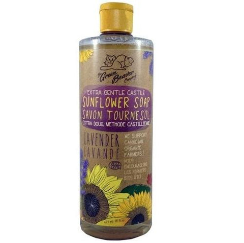 Sunflower Liquid Soap Lavender
