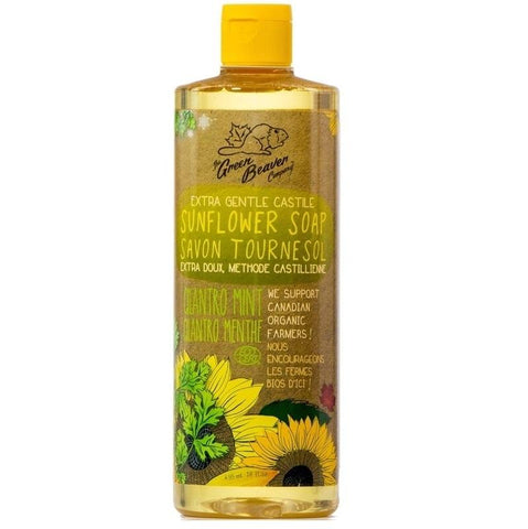 Sunflower Liquid Soap Cilantro