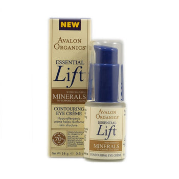 Essential Lift Contouring Eye Creme - Camomile Beauty - Green Natural Cruelty-free Beauty Shop
