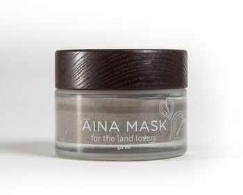 Aina Mask - For the land lovers - Camomile Beauty - Green Natural Cruelty-free Beauty Shop