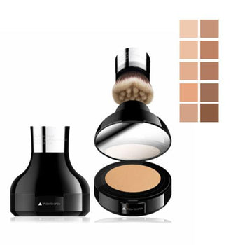 Coverage Foundation - Camomile Beauty