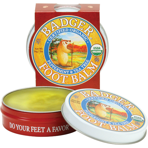 Foot Balm - Camomile Beauty