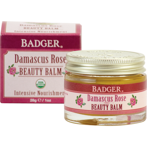 Badger Balms - Rose Face Oil (Delicate Skin)