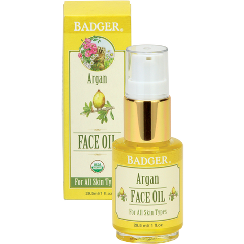 Argan Face Oil - Camomile Beauty - Green Natural Cruelty-free Beauty Shop
