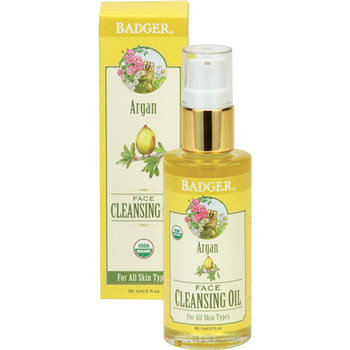 Argan Cleansing Oil - Camomile Beauty - Green Natural Cruelty-free Beauty Shop
