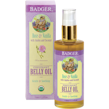 Badger Balms - Hair Oil - jojoba