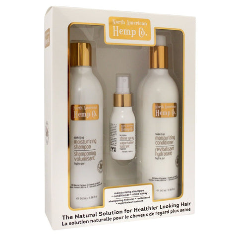 Hair Care Gift Set - Camomile Beauty