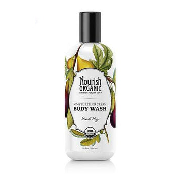 Nourish Organic-Organic Body Wash (Fresh Fig)