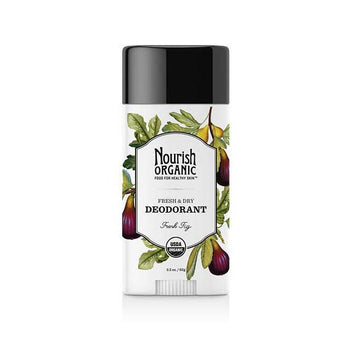Nourish Organic-Organic Deodorant (Fresh Fig)