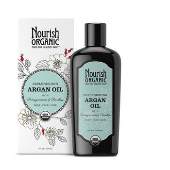 Organic Replenishing Argan Oil