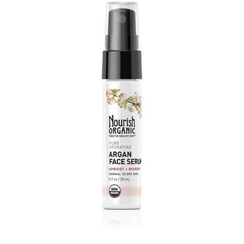 Nourish Organic-Pure Hydrating Argan Face Serum