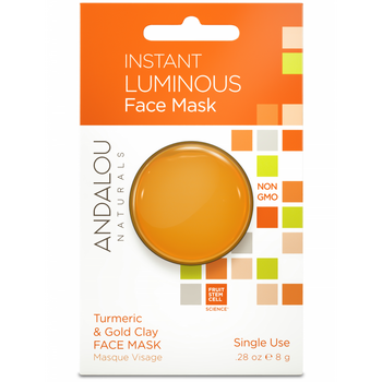 Andalou Naturals-Instant Luminous Clay Mask