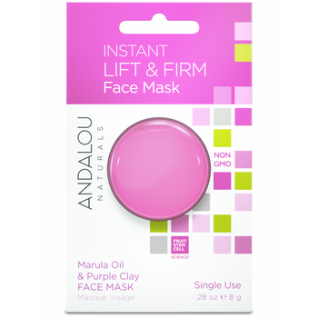 Andalou Naturals-Instant Lift& Firm Clay Mask