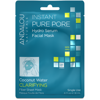Andalou Naturals-Instant Pure Pore Facial Sheet Mask