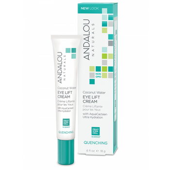 Coconut Water Eye Lift Cream - Camomile Beauty - Green Natural Cruelty-free Beauty Shop