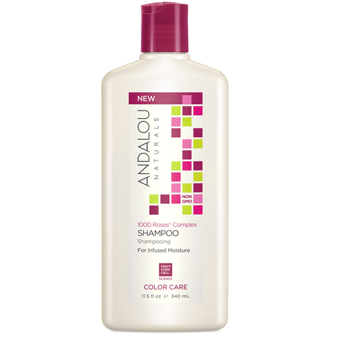 Andalou-1000 Roses® Color Care Shampoo