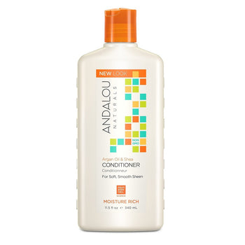 Andalou-Argan Oil & Shea Moisture Rich Conditioner