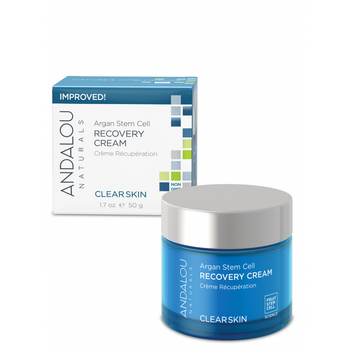 Argan Stem Cell Recovery Cream - Camomile Beauty - Green Natural Cruelty-free Beauty Shop