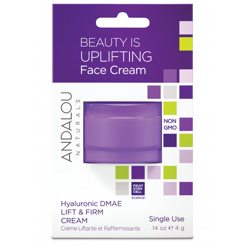 Andalou Naturals-Hyaluronic DMAE Lift & Firm Cream