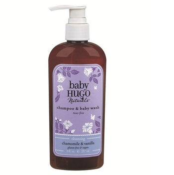 Baby Hugo Shampoo & Baby Wash - Camomile Beauty - Green Natural Cruelty-free Beauty Shop