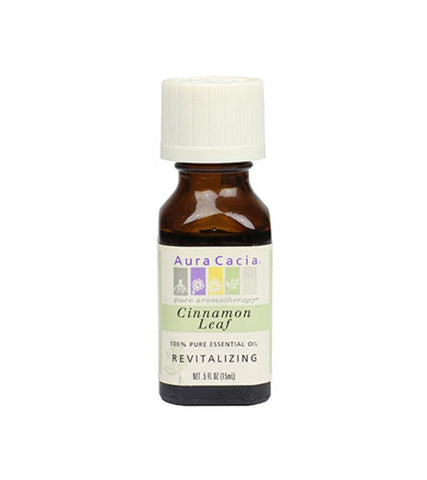 Cinnamon Leaf Oil - Camomile Beauty - Green Natural Cruelty-free Beauty Shop