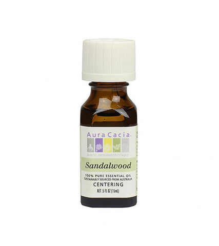 Aura Cacia - Sandalwood Oil