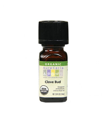 Clove Bud organic Oil - Camomile Beauty - Green Natural Cruelty-free Beauty Shop