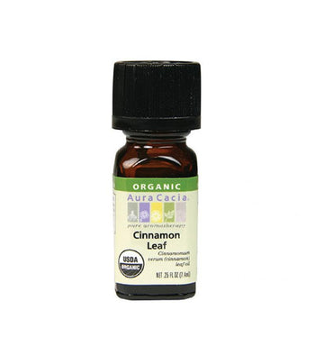 Cinnamon Leaf organic Oil - Camomile Beauty - Green Natural Cruelty-free Beauty Shop
