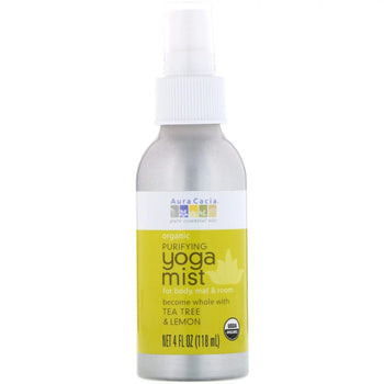 Aura Cacia - Purifying Yoga Mist - Tea Tree & Lemon